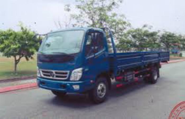 Xe tải 7 tấn Thaco OLLin 720.E4 TL