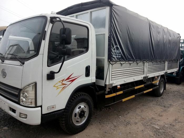 Bán xe tải Faw Yuchai 7 tấn thùng dài 5m1 5