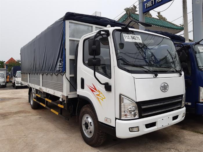 Bán xe tải Faw Yuchai 7 tấn thùng dài 5m1 4