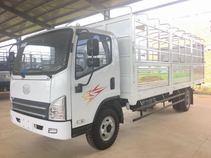 Bán xe tải Faw Yuchai 7 tấn thùng dài 5m1 3