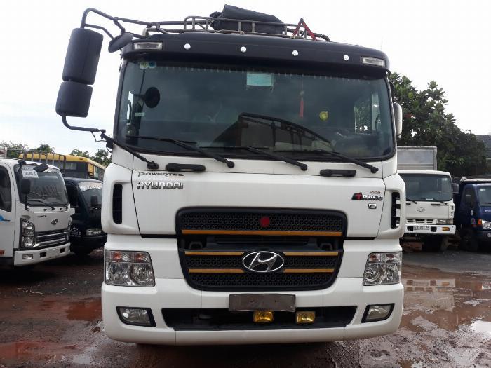 cần bán xe tải hd320 đời 2014 xe bao thợ thầy , xem xe tphcm 7