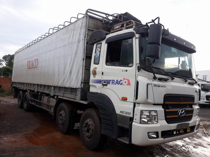 cần bán xe tải hd320 đời 2014 xe bao thợ thầy , xem xe tphcm 6