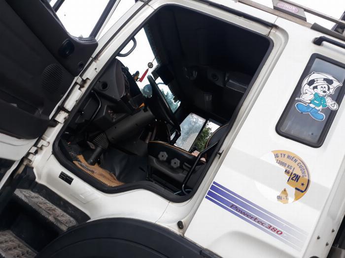 cần bán xe tải hd320 đời 2014 xe bao thợ thầy , xem xe tphcm 2