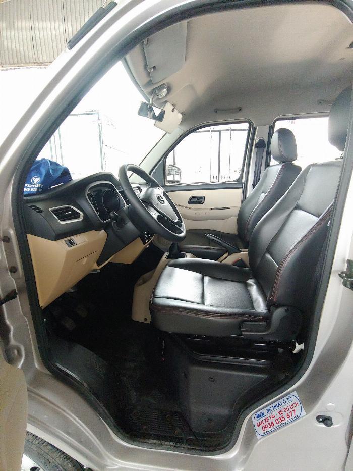 xe tải TRƯỜNG GIANG T3, cabin đôi, 810kg 4