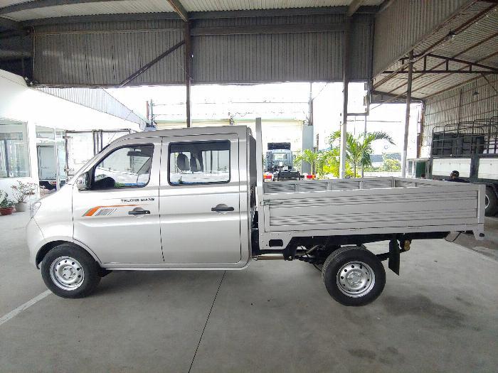 xe tải TRƯỜNG GIANG T3, cabin đôi, 810kg 5