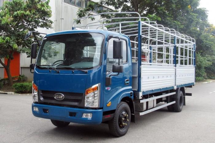 Bán xe Veam VT260-1 máy ISUZU thùng dài 6m1 10