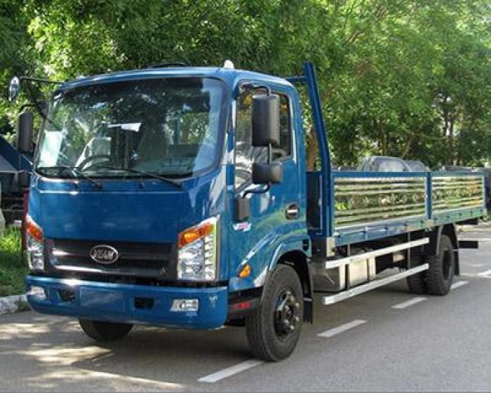 Bán xe Veam VT260-1 máy ISUZU thùng dài 6m1 3