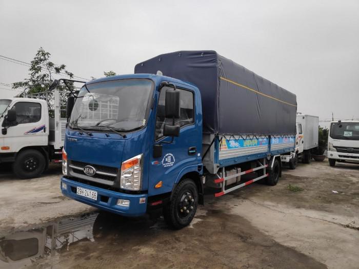 Bán xe Veam VT260-1 máy ISUZU thùng dài 6m1 5