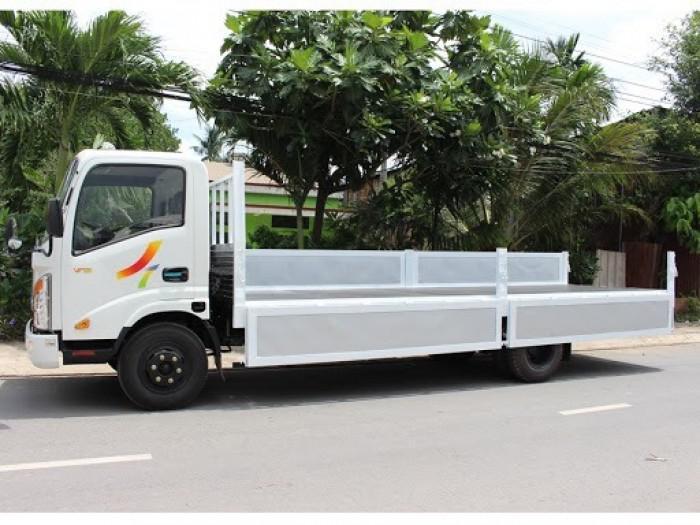 Bán xe Veam VT260-1 máy ISUZU thùng dài 6m1 2