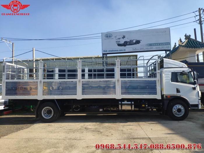 Bán xe  tải Faw 8 tấn thùng dài 8m giá xe tải faw 8 tấn