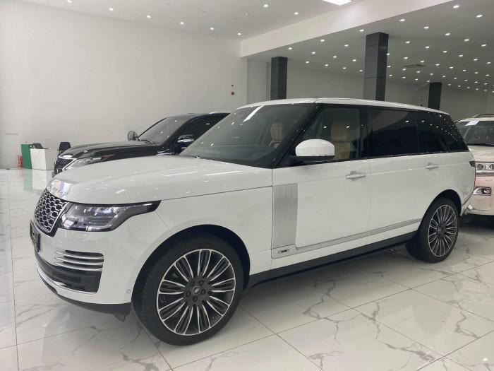 Bán Range Rover Autobiography LWB 3.0, Model 2021, mới 100%, giá siêu tốt. 0