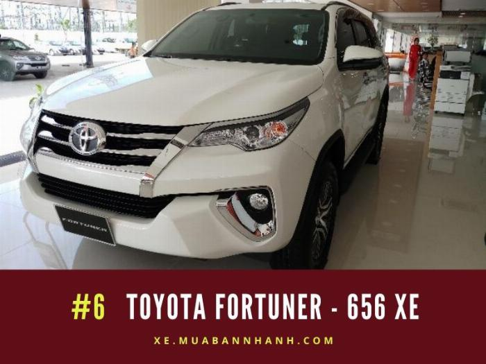 Toyota Fortuner: 656 xe