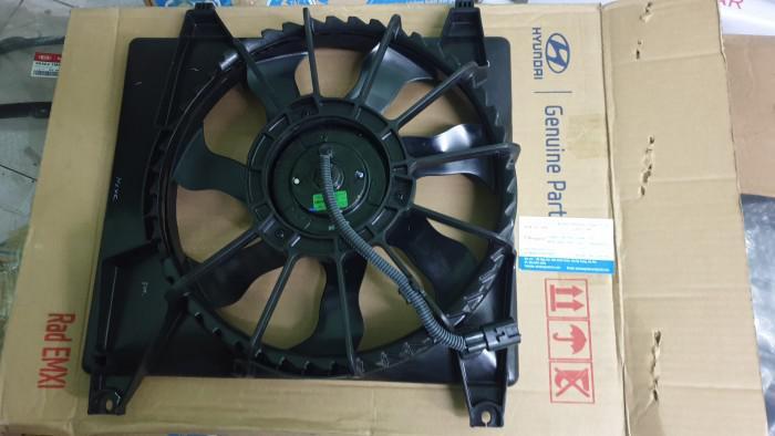 253804N000 Quạt két nước Hyundai Eon 1
