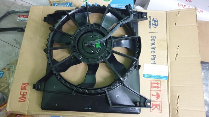 253804N000 Quạt két nước Hyundai Eon 0