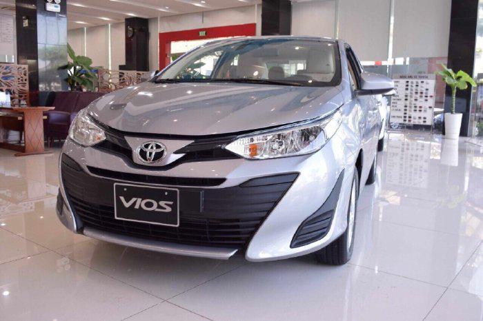 Bảng giá xe Toyota Vios, giá xe Vios lăn bánh & khuyến mãi mới nhất
