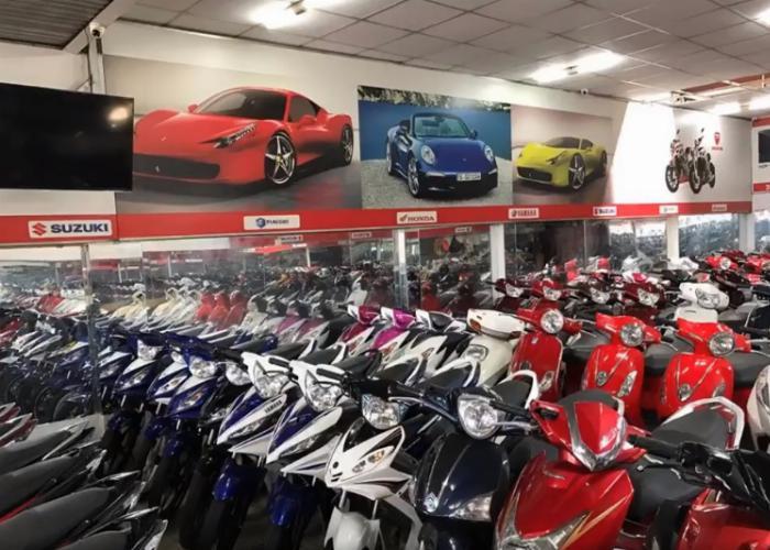 Cửa hàng xe máy cũ uy tín TPHCM
