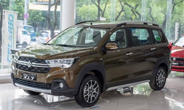 Động cơ, vận hành, mức tiêu hao nhiên liệu Suzuki XL7