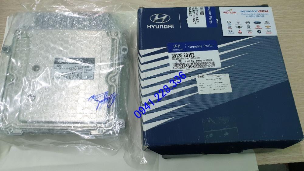 Hộp điều khiển động cơ (ECU) Hyundai I20-391252B192