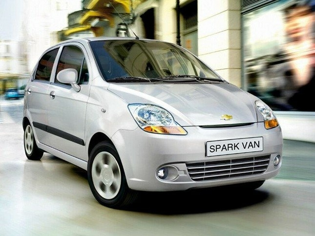 Triệu hồi loạt Chevrolet Spark tại Việt Nam