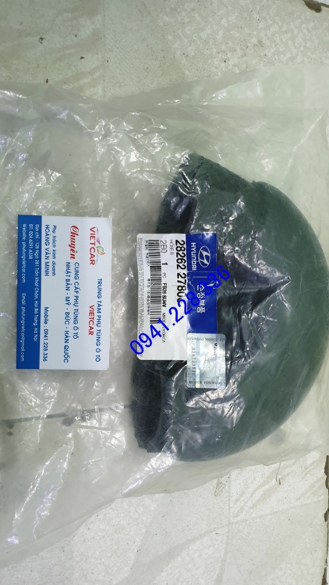 Ống Nối Két Turbo Hyundai Santafe 2826227800