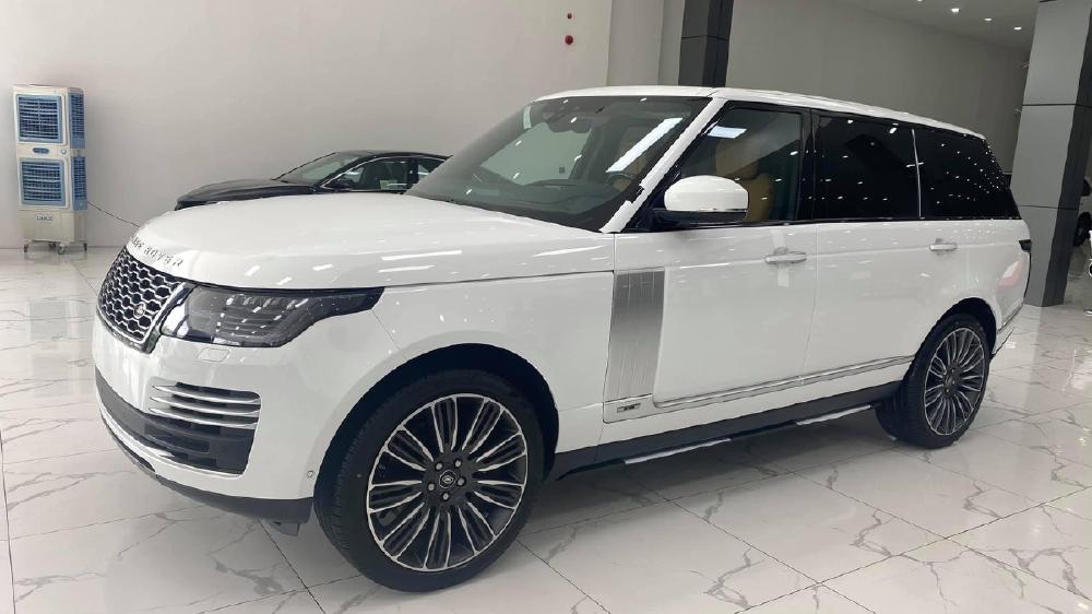 Bán Range Rover Autobiography LWB 3.0 sản xuấtl 2021