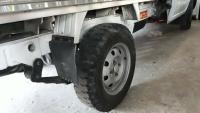 DongBen 870kg Thùng Kín sản xuất năm 2015 Số tay (số sàn) Xe tải động cơ Xăng