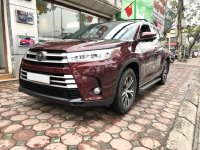 Toyota Highlander sản xuất năm 2018 Số tự động Động cơ Xăng