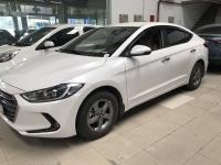 Hyundai Elantra sản xuất năm 2018 Số tay (số sàn) Động cơ Xăng