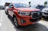 Toyota Hilux sản xuất năm 2019 Số tự động Dầu diesel