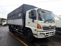 Hino 500 Series (MDT) sản xuất năm 2017 Số tay (số sàn) Xe tải động cơ Dầu diesel