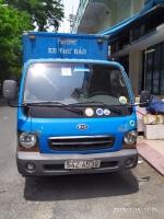 Kia K2700 sản xuất năm 2009 Số tay (số sàn) Xe tải động cơ Dầu diesel