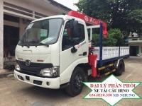 Hino 300 Series (LDT) sản xuất năm 2019 Số tự động Xe tải động cơ Dầu diesel