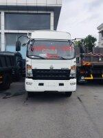 Howo  sản xuất năm 2017  Xe tải động cơ Dầu diesel