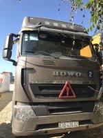 Howo  sản xuất năm 2016 Số tay (số sàn) Xe tải động cơ Dầu diesel