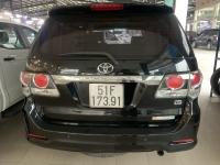 Toyota Fortuner sản xuất năm 2015 Số tự động Động cơ Xăng