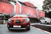 Vinfast Fadil sản xuất năm 2016 Số tự động Động cơ Xăng