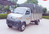DongBen sản xuất năm 2018 Số tự động Xe tải động cơ Xăng