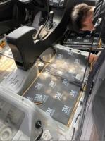 Dịch vụ dán cách âm 3M cửa xe ô tô - Gara ô tô Đan Khôi Bình Thạnh