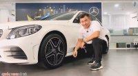 Mercedes-Benz C300 sản xuất năm 2019 Số tự động Động cơ Xăng