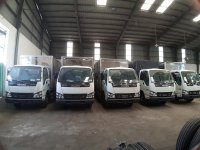 Isuzu QKR sản xuất năm 2021 Số tay (số sàn) Xe tải động cơ Dầu diesel
