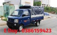 DongBen 870kg Thùng Mui Bạt Số tay (số sàn) Xe tải động cơ Dầu diesel