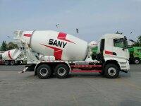 Bán xe trộn bê tông 12m3 SANY sx 2020