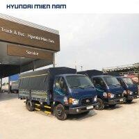 Hyundai Mighty sản xuất năm 2017 Số tự động Xe tải động cơ Dầu diesel