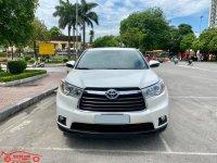 Xe Chính Chủ bán Toyota Highlander LE 2.7L model 2015, nhập khẩu Mỹ, một chủ từ mới