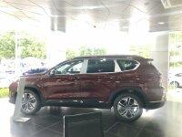 Hyundai Santa Fe sản xuất năm 2020 Số tự động Dầu diesel