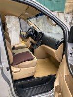 Hyundai Starex sản xuất năm 2017 Số tay (số sàn) Dầu diesel