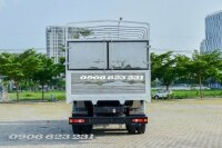 Xe tải thùng Kamaz 3 cầu chuyên dụng   giá bán Kamaz 53228 (6x6) 3 cầu chuyên dụng