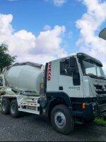 xe bồn trộn IVECO-HONGYAN 7m3,10m3,12m3, giá cả cạnh tranh,chất lượng châu âu