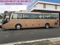 Xe giường nằm Thaco Mobihome 36 giường- 34 phòng vip luxury