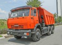 Xe Ben Kamaz 65115 VAT 2016 (6x4)